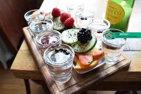 Jenever Gin Bar - Gin tasting experience for two people - Save 20%