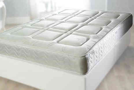 Beds 24hr - An orthopaedic coil spring mattress - Save 70%