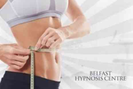 Belfast Hypnosis Centre - Three Gastric Band Hypnosis Sessions Plus Audio Download - Save 77%