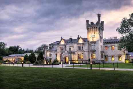 Solis Lough Eske Castle - Five Star 1 or 2 Nights Stay for Two with Breakfast, Dinner, Castle Tour and Leisure Access - Save 36%