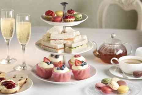 DoubleTree Hilton Hotel - Traditional Afternoon Tea for Two or Sparkling Tea for Two or Four - Save 32%