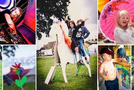 Chilled In A Field Festival - Chilled in a Field Festival in East Sussex - Save 67%