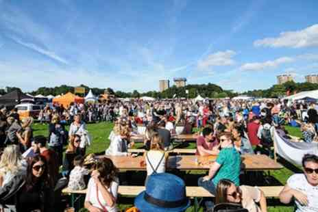 SK Events - Liverpool Food and Drink Festival on 15 to 16 September - Save 46%