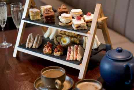 The Duke Of York - Afternoon Tea with Prosecco or Gin for Two or Four - Save 35%