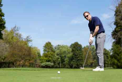 Altrincham Golf Club - 18 Holes of Golf and 50 Driving Range Balls for Two or Four - Save 55%