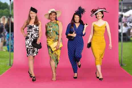The Jockey Club - Two tickets to Smarkets Ladies Day, Rose of Lancaster stakes - Save 50%