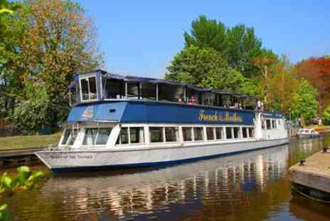 French Brothers - Runnymede to Windsor Return Boat Trip - Save 0%