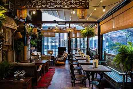 Karma Indian Restaurant - Two Course Indo Chinese Meal for Up to Six - Save 56%