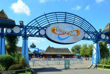 United Minibuses and Coaches Limited - Thorpe Park with Transfer from Brighton, Crawley or Burgess Hill - Save 0%