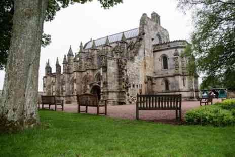 Highland Experience Tours - Rosslyn Chapel, Dunfermline Abbey and Stirling Castle Day Tour - Save 0%
