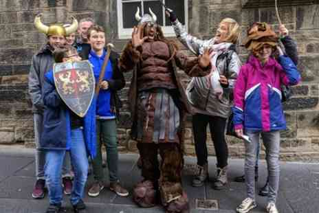 The Potter Tour - JK Rowlings Edinburgh, a 2.5 Hour Walking Tour Inspired by Harry Potter - Save 0%