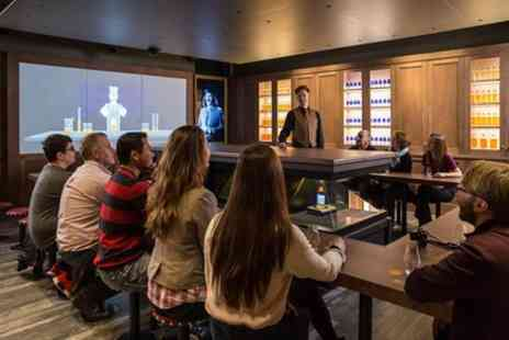 The Scotch Whisky Experience - Guided Silver Whisky Tour of Edinburghs Scotch Whisky Experience - Save 0%