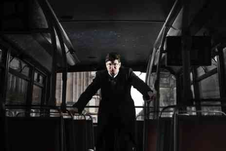 Haunted History Bus - Edinburghs Haunted History Bus Tour with Graveyard Walk - Save 0%