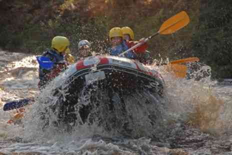 Ace Adventure - White Water Rafting and Cliff Jumping in the Scottish Highlands - Save 0%