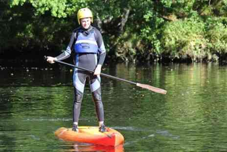Splash White Water Rafting - Stand Up Paddle Boarding - Save 0%