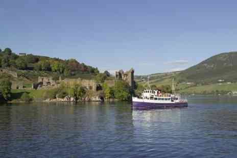Loch Ness by Jacobite - Loch Ness Sightseeing Cruise Including Visit to Urquhart Castle and Loch Ness Exhibition Centre - Save 0%