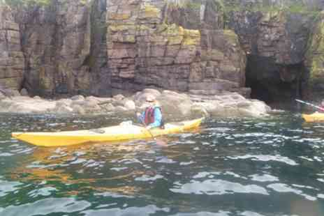 Walking and Wildlife Adventures - Full Day Sea Kayaking around Gairloch - Save 0%