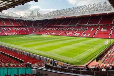 Manchester United Museum & Tour Centre - Manchester United Museum and Stadium Tour - Save 0%