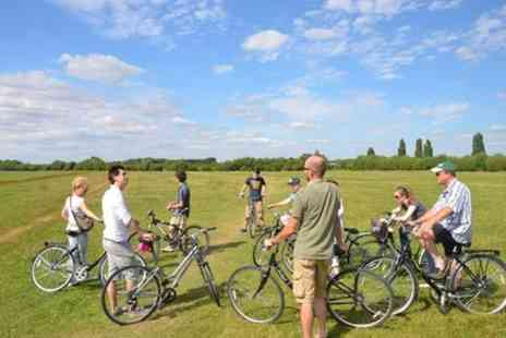 Footprints Tours - Walking and Biking Tour - Save 0%