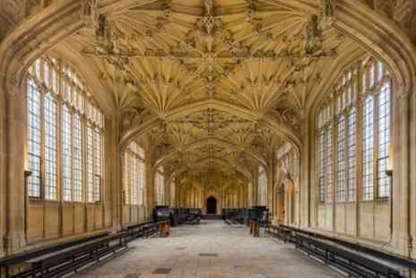 Footprints Tours - Harry Potter Walking Tour of Oxford Including Bodleian Library - Save 0%