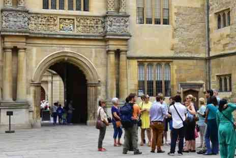 Footprints Tours - Oxford University Walking Tour - Save 0%