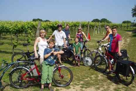 UK Electric Bike Centre - Kent Vineyard Bike Tour - Save 0%