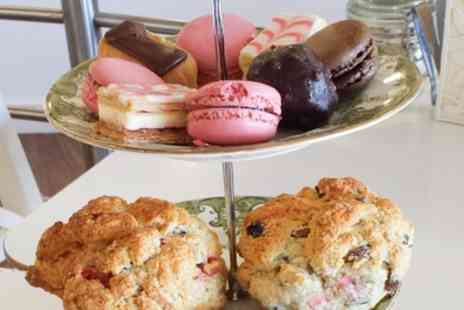 Gracie Anns Tearooms - Afternoon Tea with a Drink for Up to Six - Save 39%
