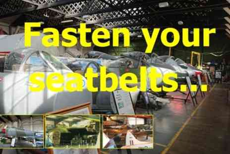 Exec Connect - Fasten Your Seat Belts Aviation Tour from Southampton - Save 0%