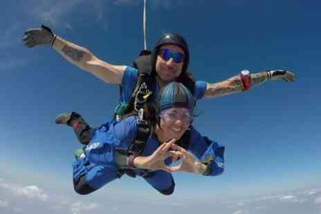 GoSkydive - Tandem Skydive near Stonehenge from Salisbury - Save 0%