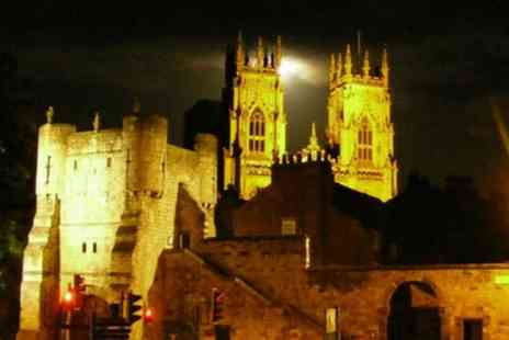 York Walls Tours - Private Ghost Tour of York - Save 0%