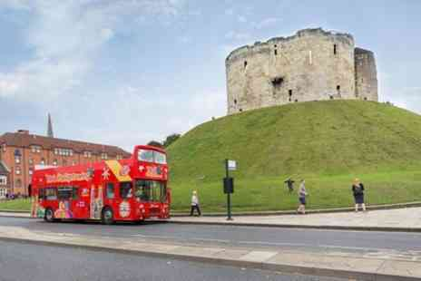 City Sightseeing - City Sightseeing York Hop On Hop Off Tour - Save 0%