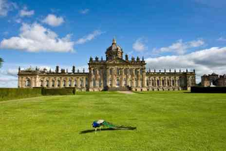 The Mountain Goat - North Yorkshire Moors and Castle Howard Day Tour - Save 0%