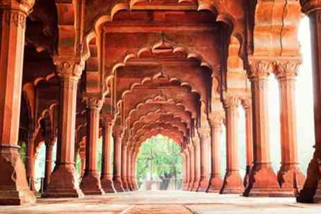 Lumle Holidays - Golden Triangle with Goa, flights included - Save 0%