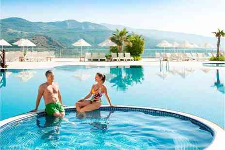 Super Escapes Travel - Five Star Seven nights all incusive Turkey break with return flights - Save 29%