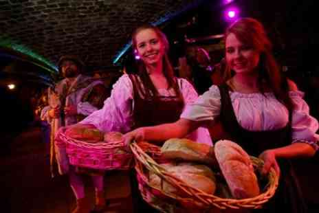 Evan Evans Tours - Medieval Banquet and Merriment by Torchlight in London - Save 0%