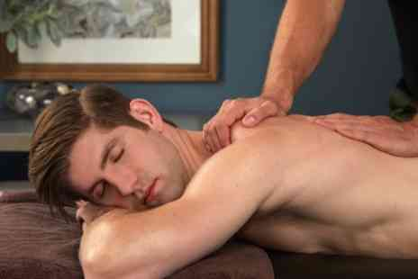 Back To Health Wellness Guildford - One Hour Deep Postural Massage and Spinal Check - Save 55%