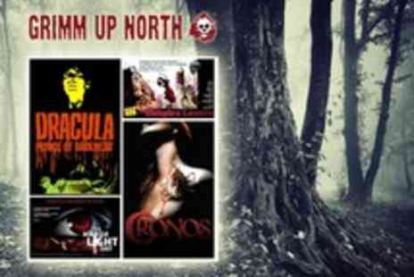 Grimm Up North - Two tickets to Vampire Sunday on 22nd July, inc. feature horror films - Save 67%