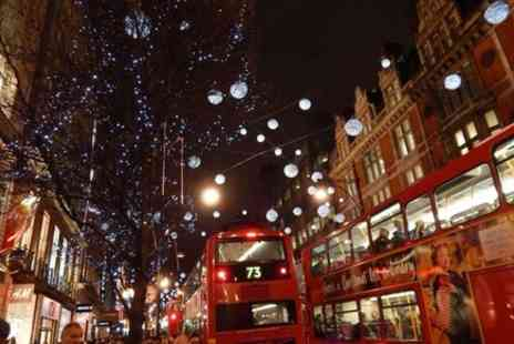 Urban Adventures United Kingdom - Christmas Lights and Markets Tour in London - Save 0%
