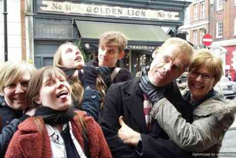 Murder MIle Tours - Sohos Infamous Murders Walking Tour in London - Save 0%