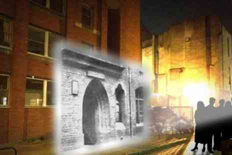 secret chamber tours - Jack the Ripper Tour with Ripper Vision in London - Save 0%