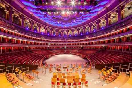 Royal Albert Hall - Grand Tour of The Royal Albert Hall in London - Save 0%