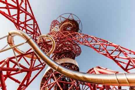 ArcelorMittal Orbit - ArcelorMittal Orbit Entry Ticket - Save 0%