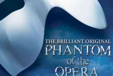 Encore Tickets - Phantom of the Opera Theater Show - Save 0%