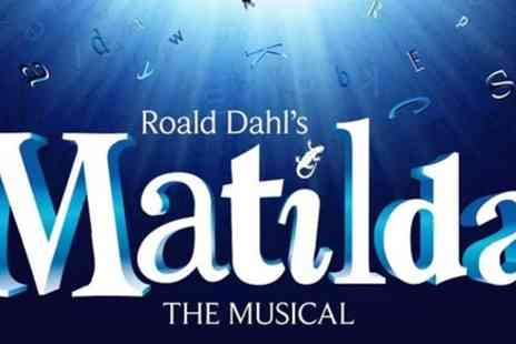 Encore Tickets - Matilda Theater Show in London - Save 0%