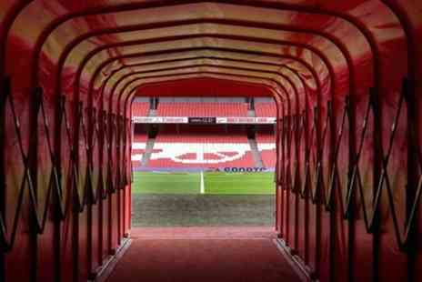 Evan Evans Tours - Emirates Stadium and Arsenal Museum Entrance Ticket Including Audio Guide - Save 0%