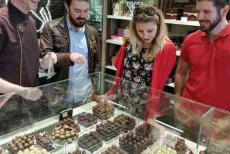 Urban Adventures - Small Group English Tea and Desserts Walking Tour - Save 0%
