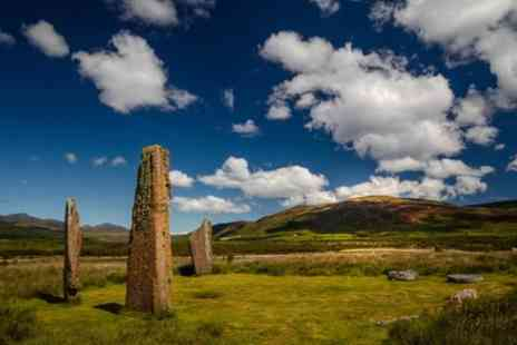 Rabbies Trail Burners - Three Day Isle of Arran Tour from Edinburgh Including Robert Burns Country - Save 0%