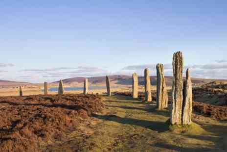Rabbies Trail Burners - Five Day Orkney Islands Tour from Edinburgh Including the Scottish Highlands - Save 0%