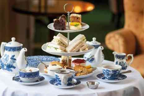 The Imperial Hotel - Afternoon tea for 2 at Devon hotel - Save 39%