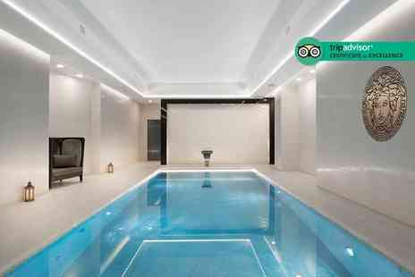 M by Montcalm - Spa experience for two people including three treatments per person, three hour spa access - Save 52%